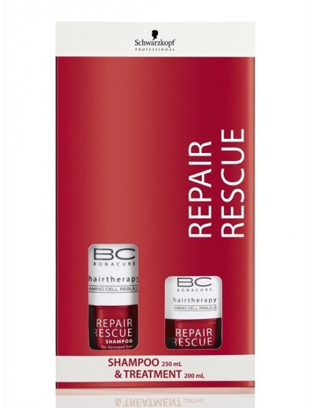 Pack Duo productos - Repair Rescue - Schwarzkopf