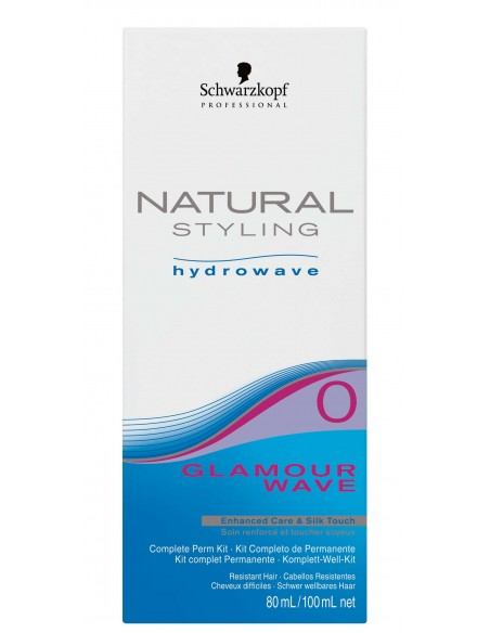 Natural Styling kit 2 - Schwarzkopf - Permanente 2 y neutralizante