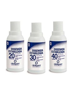 Oxigenada 30 vol - Valquer - 75ml