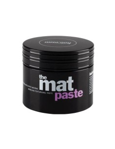 The mat paste - Hairgum - Pasta Modelante efecto mate