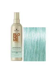 Matizador en spray - Schwarzkopf - Blondme - Verde jade - 250ml