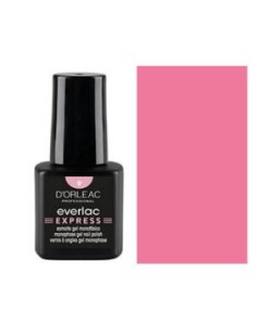 Esmaltes - Everlac express - D'Orleac - Nº9 - Rosa Nude