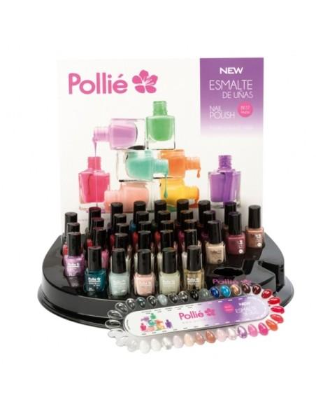 Base Vitaminada para uñas - Pollie - 12ml