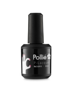 Esmalte de gel - P-Lacquer - Pollie - Gloss - 15ml
