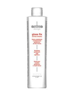 Glaze fix extra strong - Fluido Moldeante Rizos efecto Mojado - 250ml - Envie