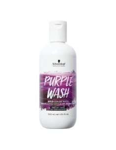 Champu de Color - Purple Wash Schwarzkopf - 300ml