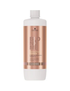 Champú Sistema Detox Bonding - Blondme - 1000ml
