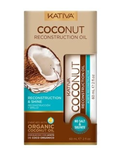 Serum Coconut Reconstruction Oil - 60ml