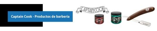 Captain Cook - Productos de barberia | TodoPeluqueria.es