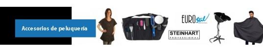 accesorios de peluquería, difusor de secador de pelo, rulos calientes, gorro peluquería, cinturón de peluquería, papel de cuello